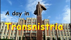 Тур по Приднестровью из Кишинева всего за один день !!!