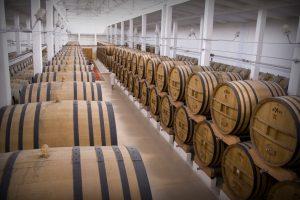 Kvint is a brandy distillery located in Tiraspol