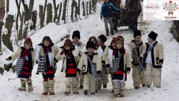 Winter Holidays in Moldova